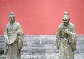 Statues de nobles