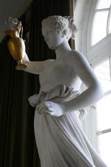 Statue en marbre - Hébé