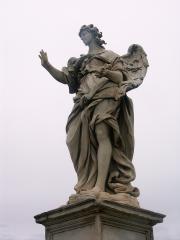 Ange portant des clous - Girolamo Lucenti- Pont Saint-Angelo