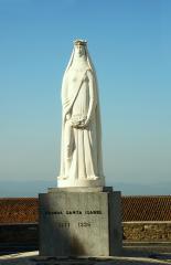 Statue de la reine Saine-Isabelle - Estremoz