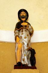 Statue de Saint Roch