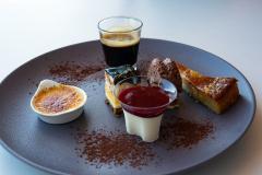 Café gourmand et gourmet