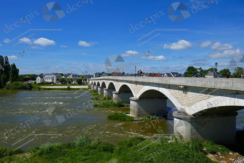 Pont sur la Loire - Amboise