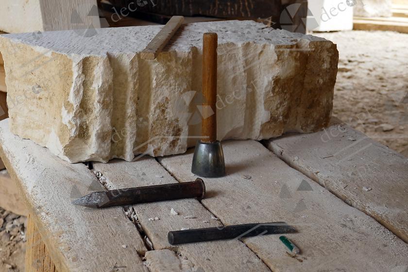 Outils de tailleur de pierre