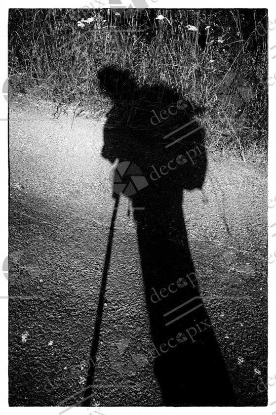 L'ombre du pélerin