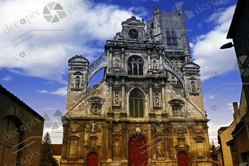 Eglise Saint-Pierre - Auxerre