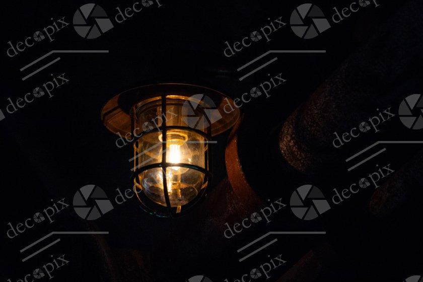 Lanterne ancienne