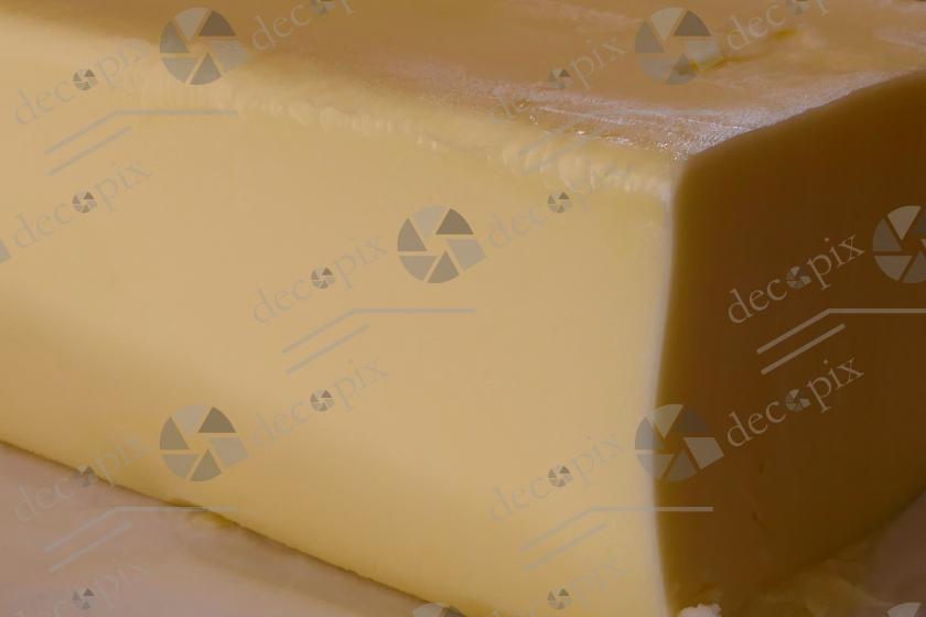 Motte de beurre - gros plan
