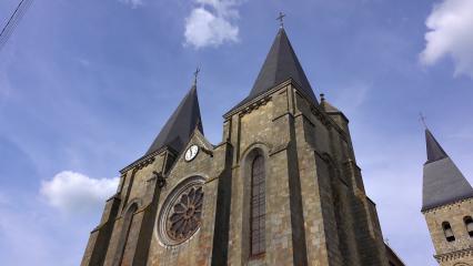 Eglise de Levroux